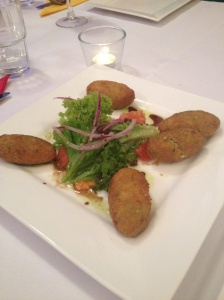 Spanish croquettes - pillows that melt in your mouth,